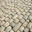 Stoneblock pavement 2 — Stock Photo