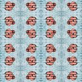 Bricks wall pattern — Stock Photo