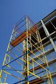 Scaffolding 2 — Stock Photo