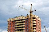 Lifting crane — Stock Photo