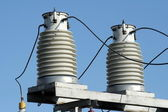 Two insulators — Stock Photo