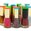 Nail polish — Stock Photo #1183565