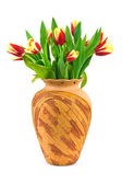Flowers in vase — Stock Photo