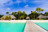 Tropical beach — Stockfoto