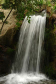 Düşen su — Stok fotoğraf