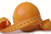 Grapefruity — Stock fotografie