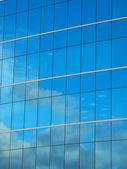 Glass wall — Stock Photo
