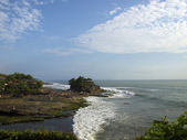 Bali Tanah Lot Temple — Stock Photo