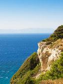 View at Aegean sea — Stock Photo