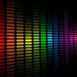 Abstract color spectrum equalizer -  