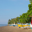 Bali island coast — Stock Photo