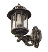 Old wall lantern — Stock Photo