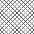 Royalty-Free Stock Vector Image: Seamless chrome grille
