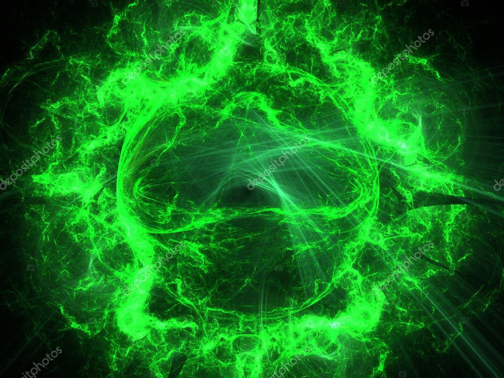 Abstract green background   Stock Photo #2682168