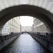 Stock Photo: Arch in St. Petersburg