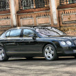 Car Bentley Flying Spur - Stock Photo