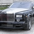 Stock Photo: Car rich Rolls Royce Phantom
