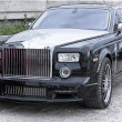Постер, плакат: Car rich Rolls Royce Phantom