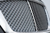 Car radiator — Stock Photo