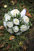 Wedding bouquet flower — Stock Photo