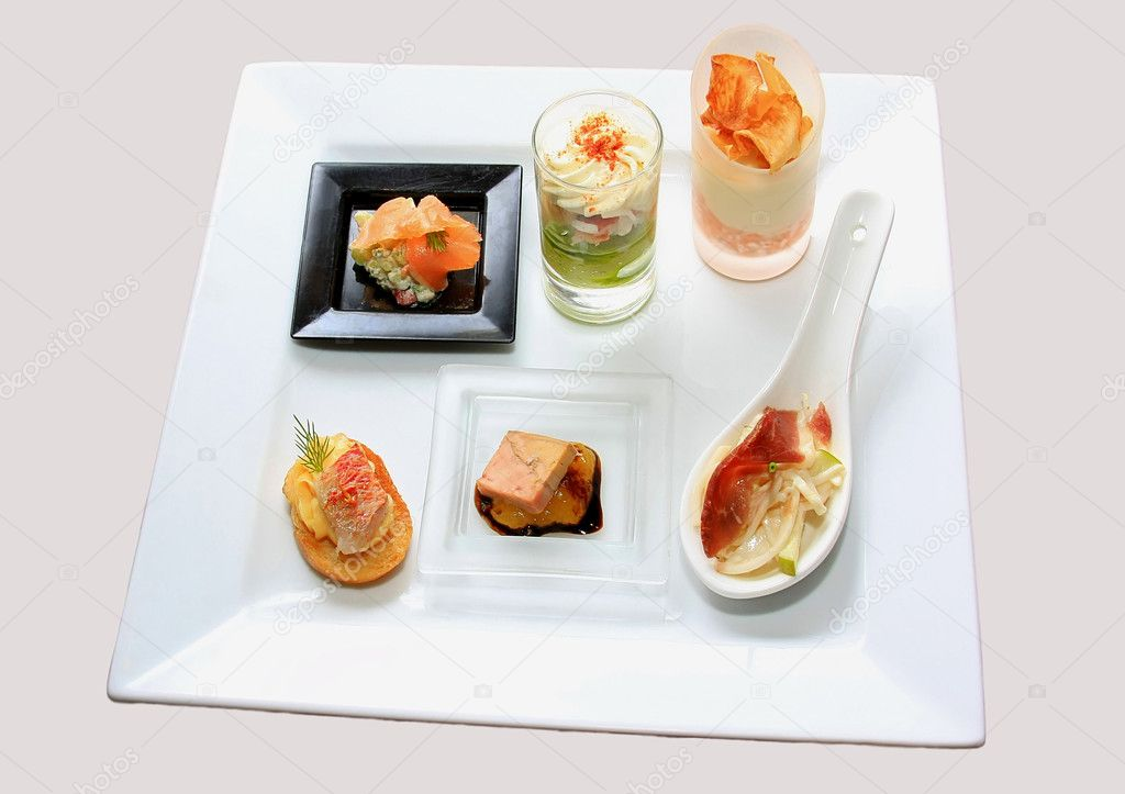 Catering canape stock photo viktor4ik 1196581 for Canape catering