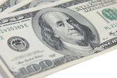 Cash money hundred dollars USD — Stock Photo