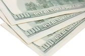 Cash money hundred dollars usd — Stock Photo