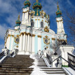 Orthodox Church in Kiev — Stock Photo #1507999