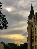 在基辅的城堡 — 图库照片