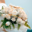 Wedding bouqet — Stock Photo #1224235
