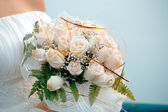 Wedding bouqet — Stock Photo