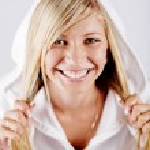 Smiling girl — Stock Photo #1246642