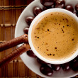 Royalty-Free Stock Photo: Coffee with chocolate