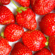 Royalty-Free Stock Photo: Strawberry background