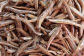 Dried fish — Stock Photo
