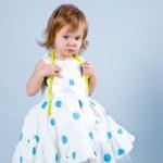 Sweet little princess — Stock Photo