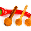 Royalty-Free Stock Photo: Red hot chili