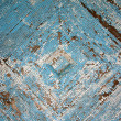 Faded wooden floor - Stock Photo