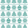 Xmas pattern — Stock Vector