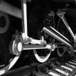 Steam Engine — Foto de Stock