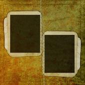 Frameworks for invitations — Stock Photo