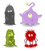 小怪物 — 图库矢量图片