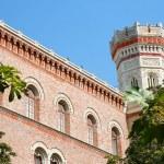 ������, ������: Neo Byzantine tower in Vienna Arsenal