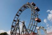Big ferris, or observation, wheel — Stock Photo