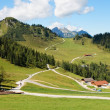 Mountainous alpine landscape in Austria — Stock Photo #1226367