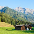 Alpine landscape in Austria — Stock Photo