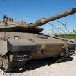 New Israeli Merkavtank in museum — Stock Photo #2041144