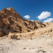 Rocky desert landscape - Stock Photo