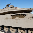 New Israeli Merkavtank in museum — Stock Photo #2064385