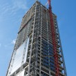 Skyscraper construction site — Stock Photo #2531806